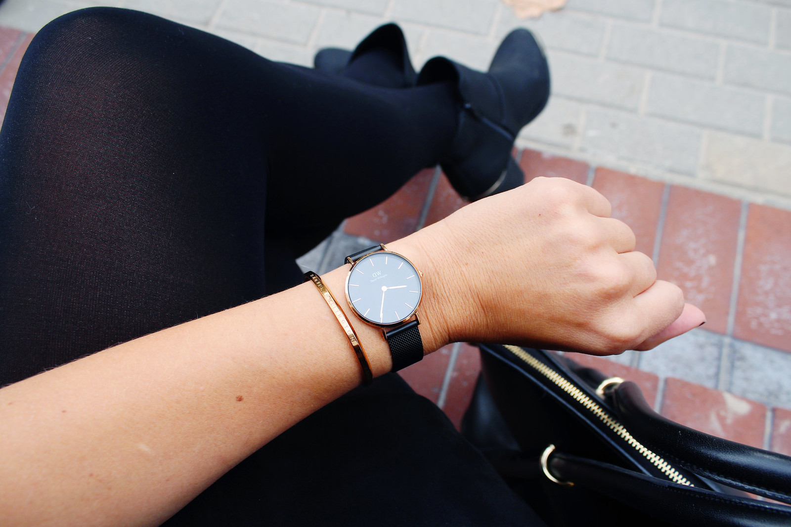 Daniel Wellington Classic Petite Ashfield watch review