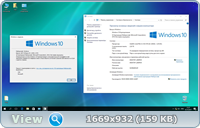 Скачать Windows 10x86x64 Pro & Enterprise 14393.1737 Русские(Uralsoft)