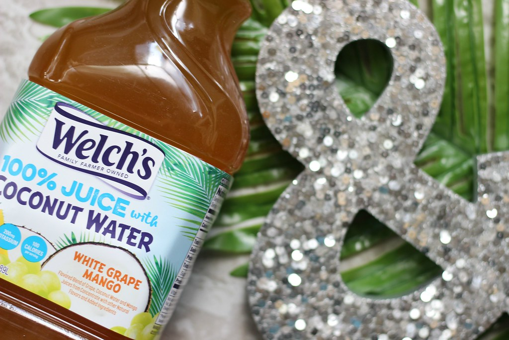 Welch's 100% Juice with Coconut Water #Welchs