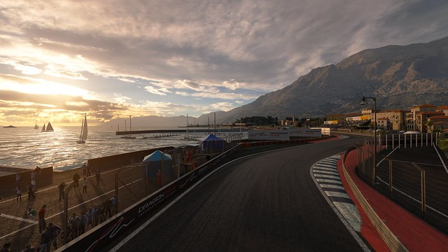 Gran Turismo Sport - Dragontail Seaside