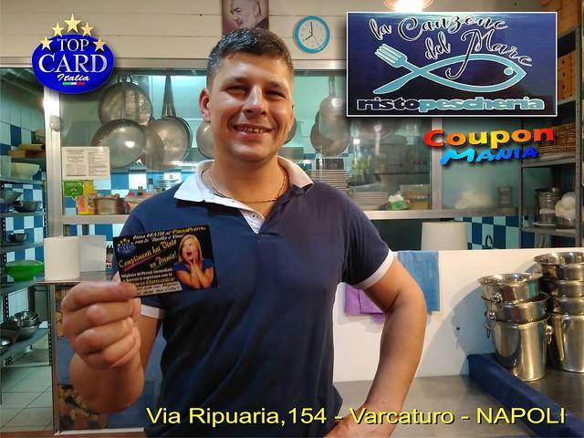 LA CANZONE DEL MARE - Ristopescheria - Via Ripuaria,154 - Varcaturo - Giugliano - NAPOLI