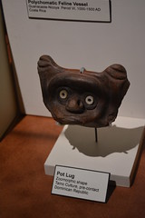 Bradenton, FL - South Florida Museum - Tallant Gallery - Pre-Colombian Artifacts