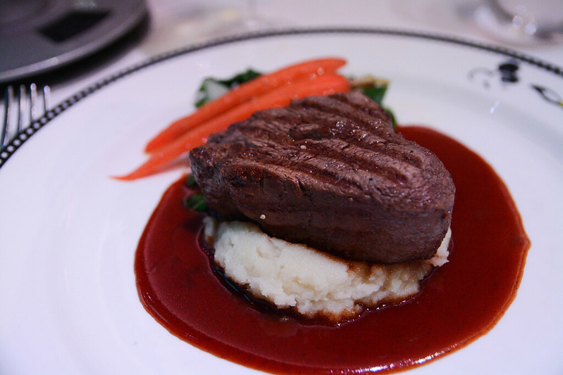 Ginger-Teriyaki dusted Angus Beef Tenderloin