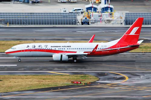 Boeing 737-89P(WL) Shanghai Airlines B-1335 LN6619