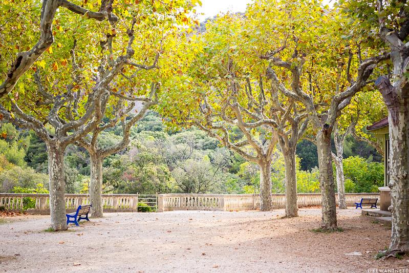 Parc Mugel, La Ciotat