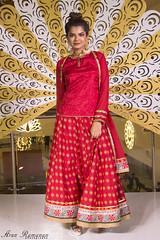 Ethnic wear Fashion show 2