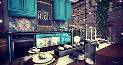 Majesty- The Little Kitchen