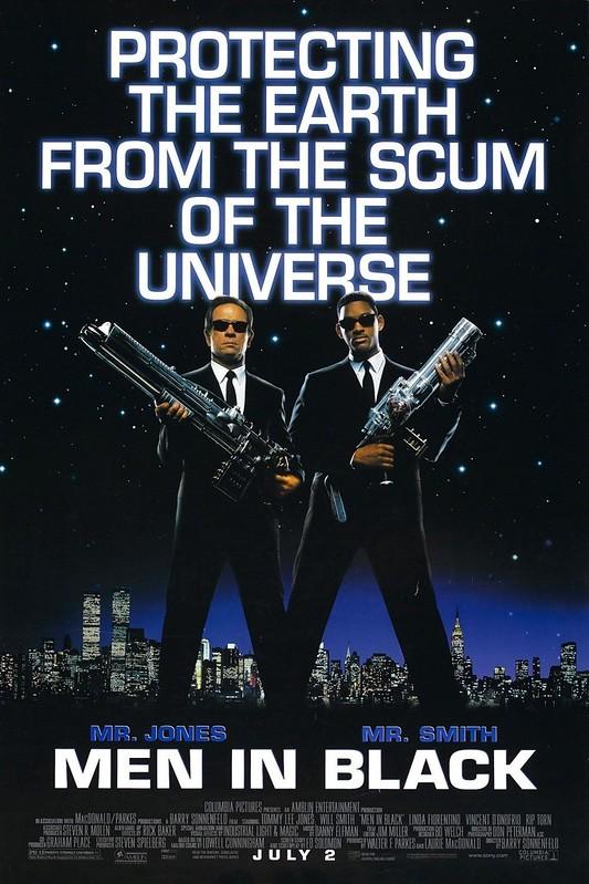 Men in Black - Poster 2