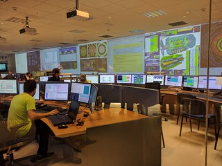 CERN visit