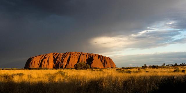 Uluru at Sundown