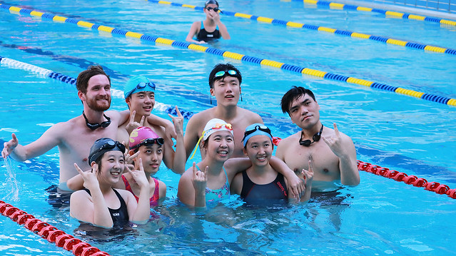 PEK Cup: Inter-hall Aquatic Competition 2017/18