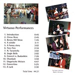 CD 1997 - Circus Renz (A.Butorin)