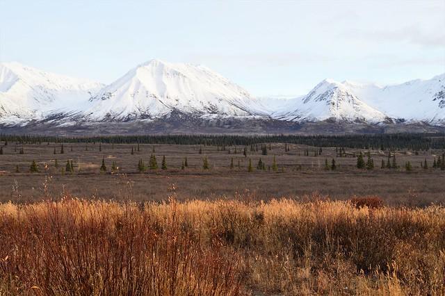 Parks Highway, Alaska, Nikon D3200, AF-S DX VR Zoom-Nikkor 18-55mm f/3.5-5.6G
