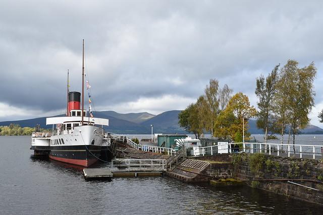 Maid of the Loch - Loch Lomond
