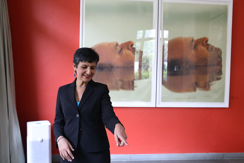 Home Sweet Home –  Harinder Sidhu, Australian High Commissioner's Residence