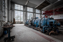 Power plant Man 03