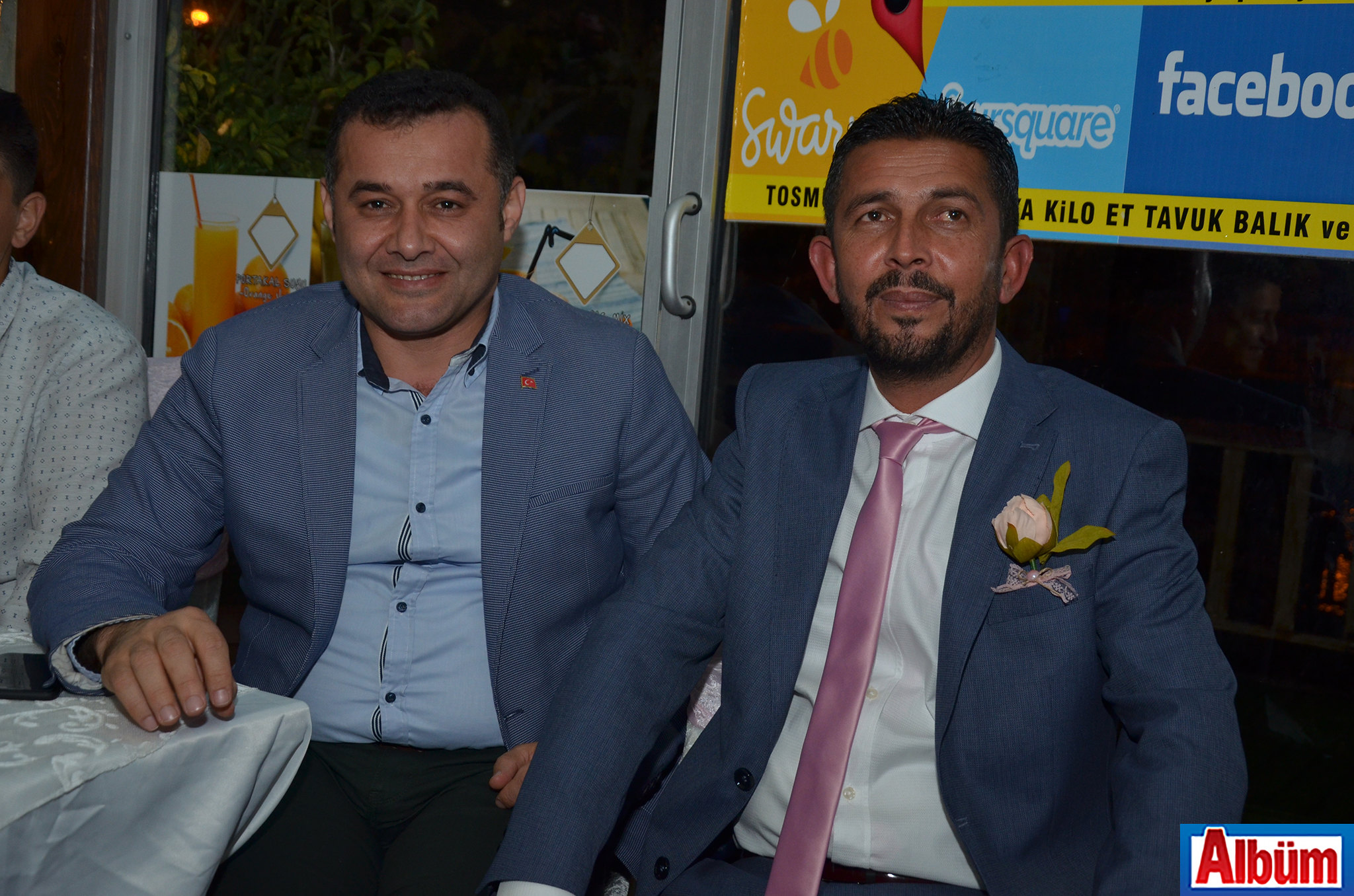 Alanya Belediye Başkanı Adem Murat Yücel-Hasan Deke