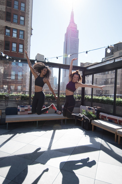 Fitness at the Moxy (6)