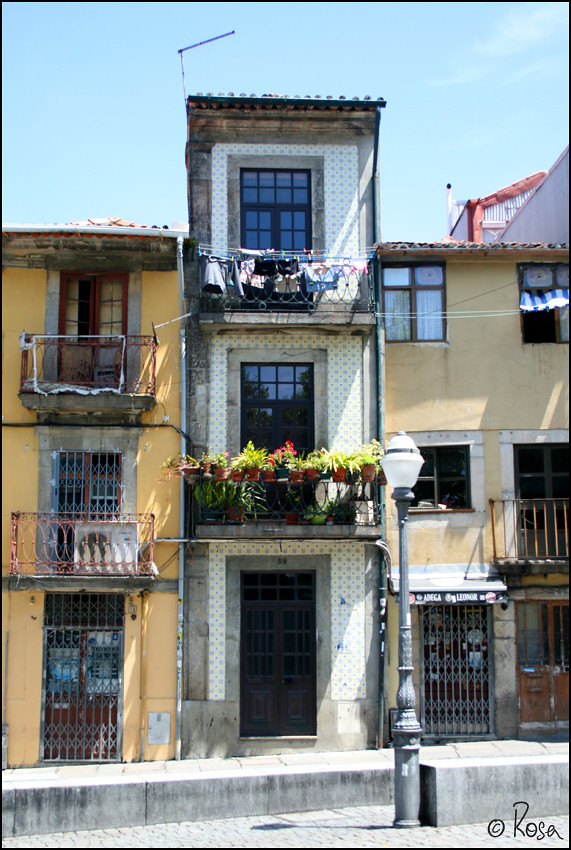 Portugal - Porto - Houses