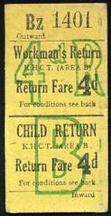 ticket - khct return 4d