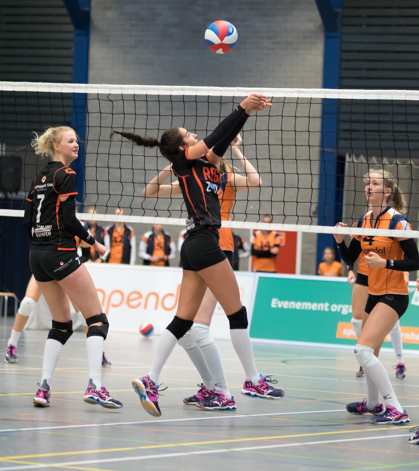 Papendal/TT team - Regio Zwolle Volleybal (1 - 3)