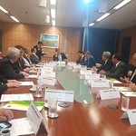 Paulinho da Força e prefeitos se reúnem com ministro do Turismo