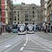 Edinburgh tram Shandwick Street