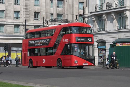 Arriva London LT841 LTZ1841