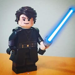 Minifig-a-Day #404: Anakin Skywalker