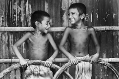 Childhood in Chittagong