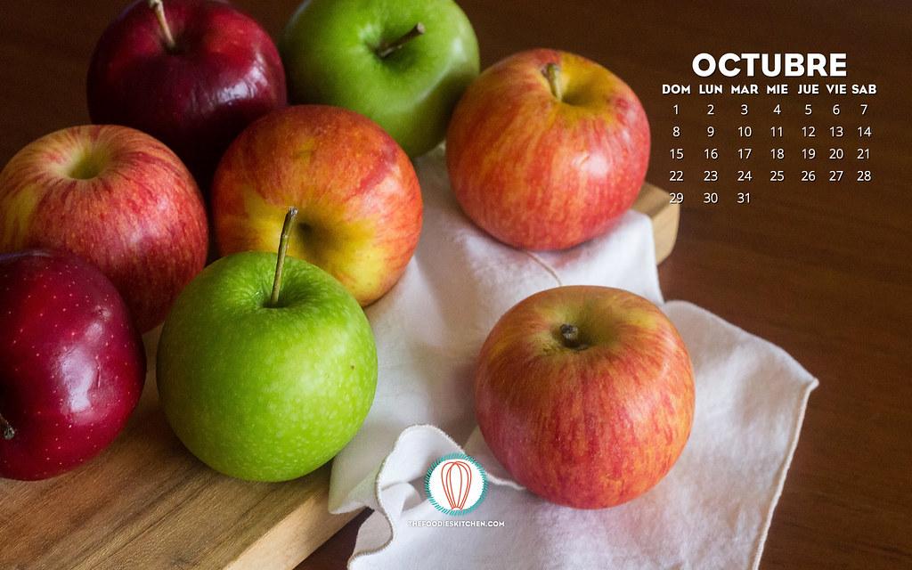 "Foodies Freebie: October 2017 Wallpaper Collection"" is locked Foodies Freebie: October 2017 Wallpaper Collection"
