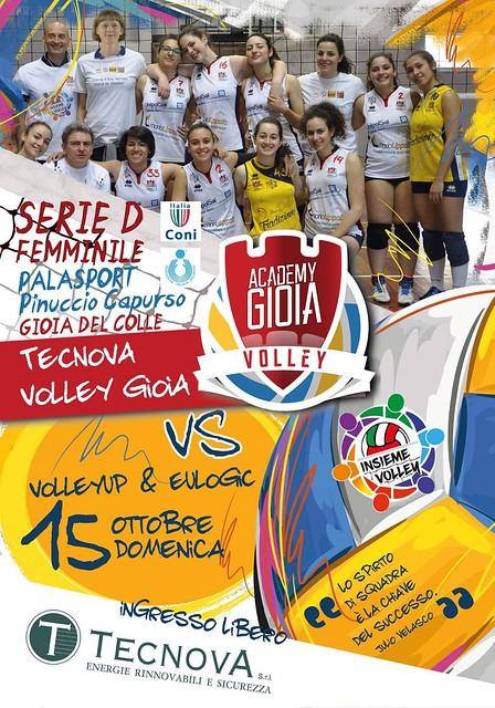 Tecnova Volley Gioia-Acquaviva