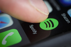 How to login to spotify using Facebook