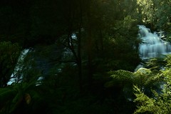 Great Oatway National Park_triplet falls