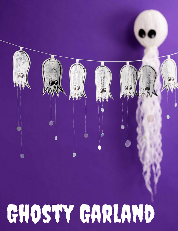 Ghostly Garland