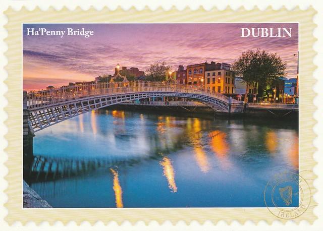 Pont Ha'Penny, Dublin