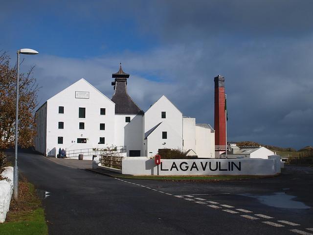 Lagavulin, Isle of Islay - 07-10-2017
