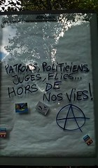 patrons, politiciens, juges, flics... hors de nos vies !