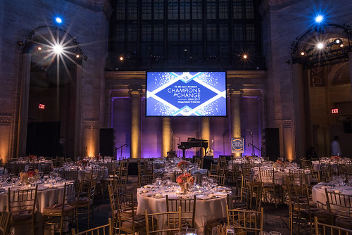Champions for Change Gala 2017