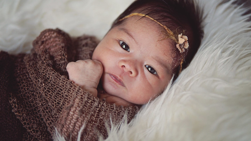 Newborn Photoshoot Kuching