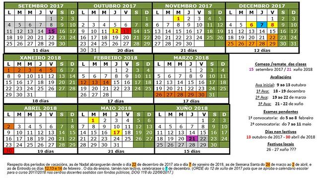 calendario 17-18