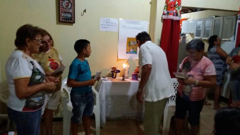 Novenas Missionárias