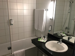 10 - NH Hotel Frankfurt West - Bad / bathroom