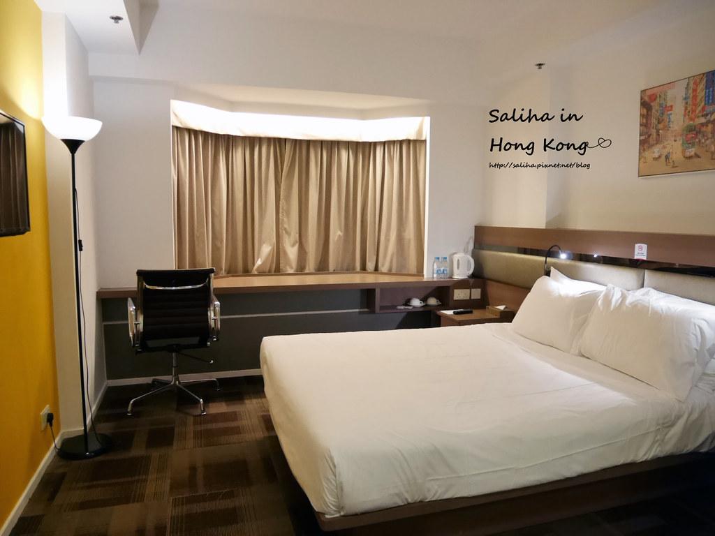 香港佐敦附近平價便宜住宿推薦飯店旅館彩鴻酒店 (1)