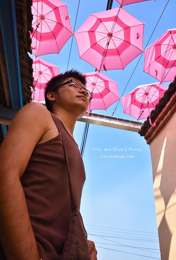 彰化和美景點卡里善之樹雨傘32