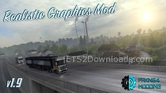 Realistic Graphics Mod by Frkn64 v1.9