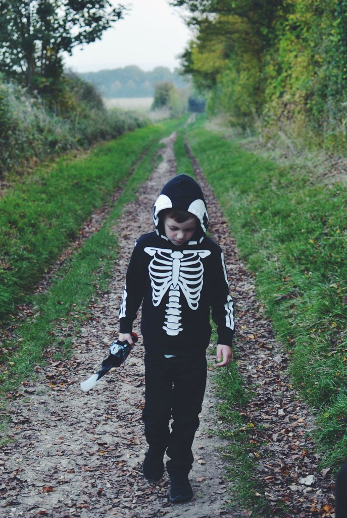 Autumn Walk 2017 Skeleton