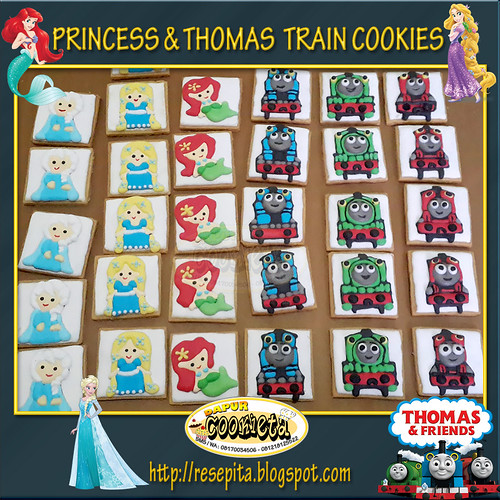 PRINCESS & TRAIN