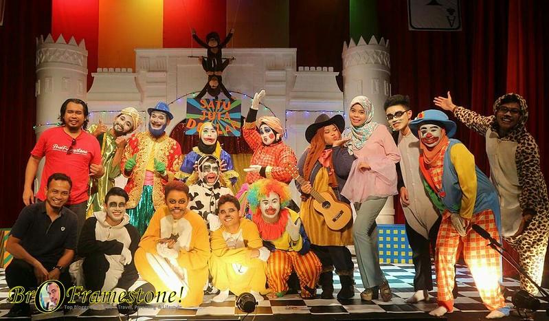 Teater Mahkamah Keadilan - Festival Teater Kuala Lumpur Selangor 2017