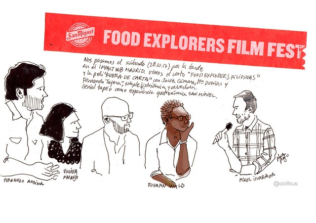 Food Explorers Film Fest